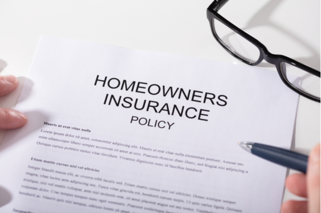 homeowner policy