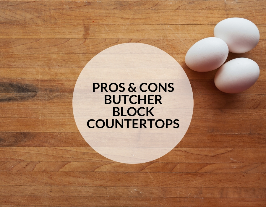 Butcher Block Kitchen Island Pros And Cons : Pros and Cons of Butcher Block CountertopsLearning Center