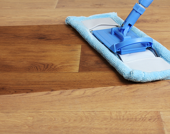 bamboo floor cleaner