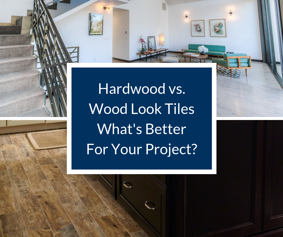 Awe Inspiring Hardwood Vs Wood Look Tiles Whats Better For Your Project Download Free Architecture Designs Grimeyleaguecom