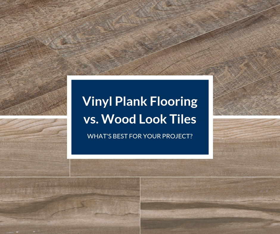 Vinyl Plank Vs Wood Look Tile Which