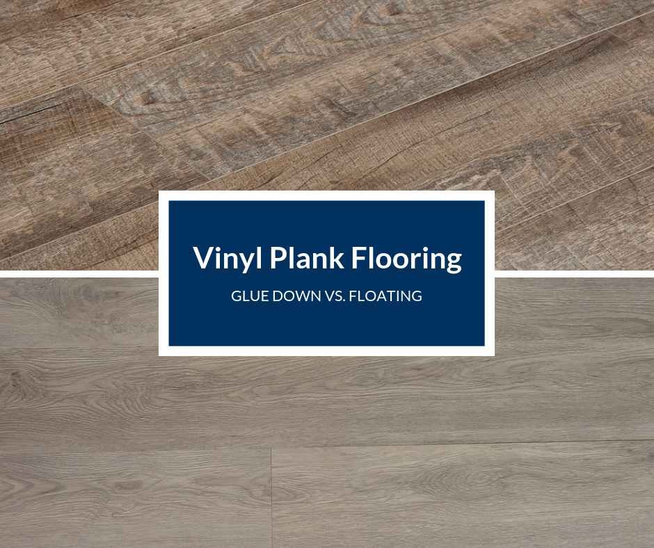 Glue Down Vinyl Flooring Planks Vs