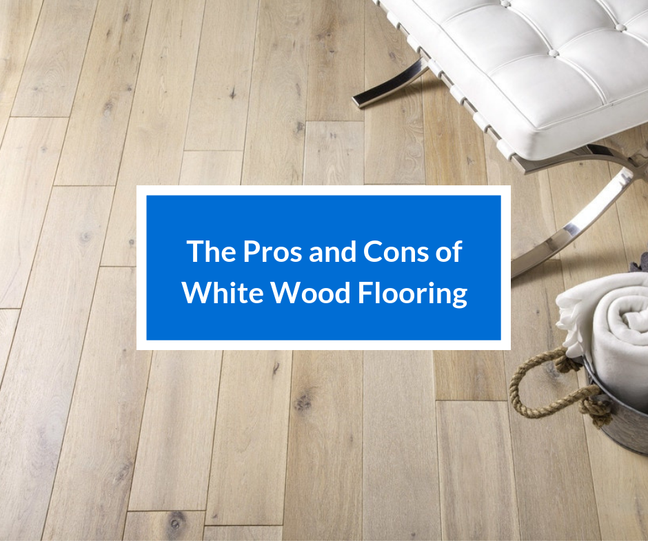White Wood Flooring Is It Right For Your Space Builddirectlearning Center