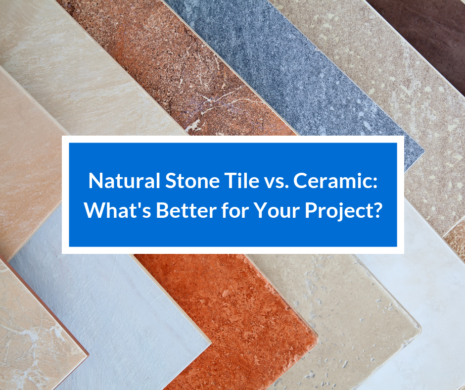 Stone Vs Ceramic Tile What S Better For Your Project Builddirect Learning Centerlearning Center