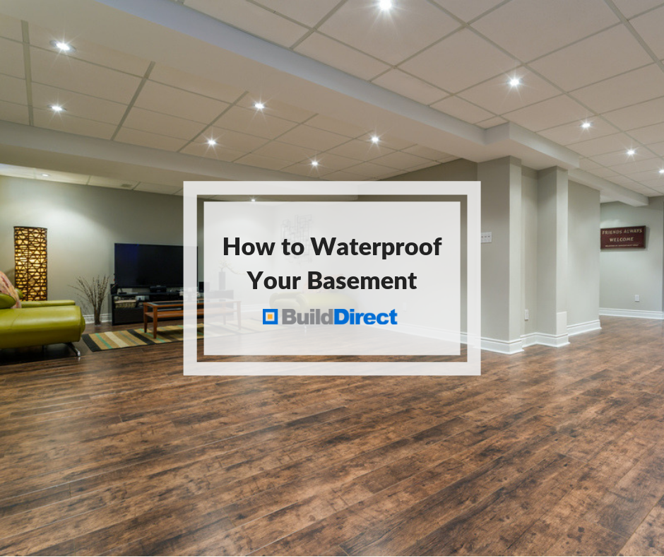waterproof basement