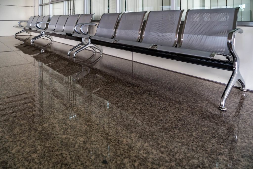 seal granite floor