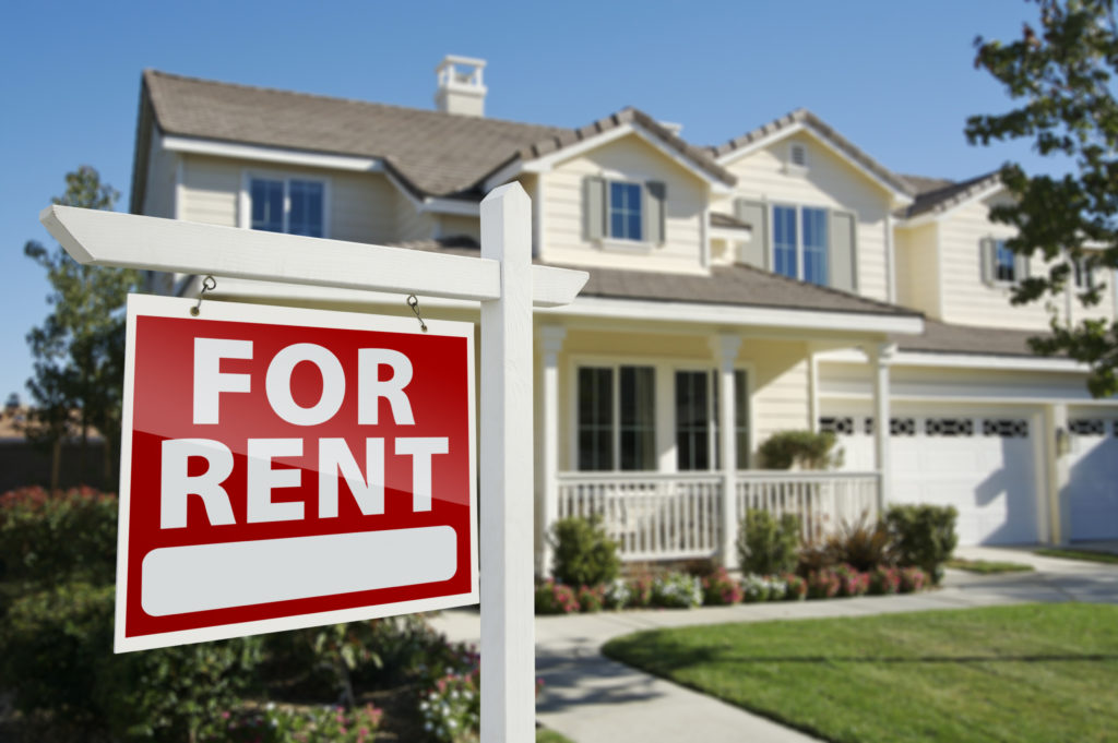 out of state rental property