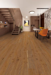 below-grade flooring