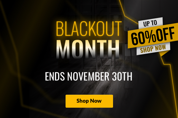 Blackout month