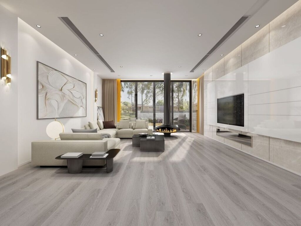 Featuring Lamton Laminate - 12mm AC3 Woodlands Collection in Porto