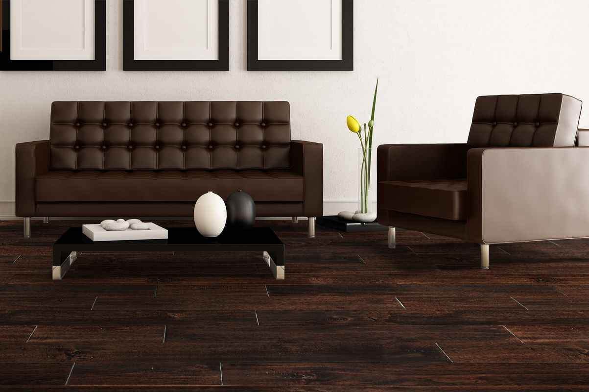 Smooth Acacia Collection in Pekoe Brown