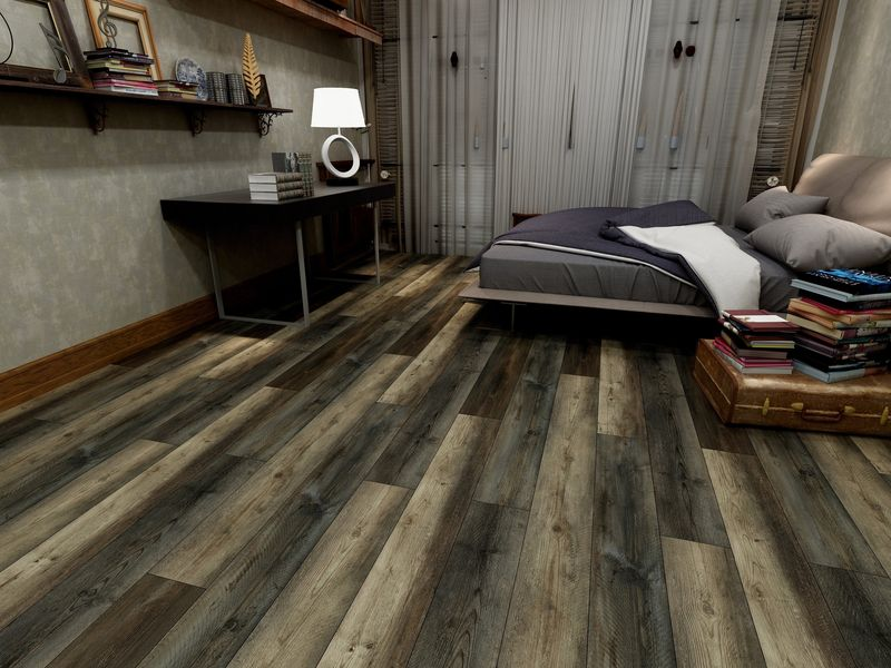 Cabot Vinyl Planks, Lowcountry Collection in   Prairie