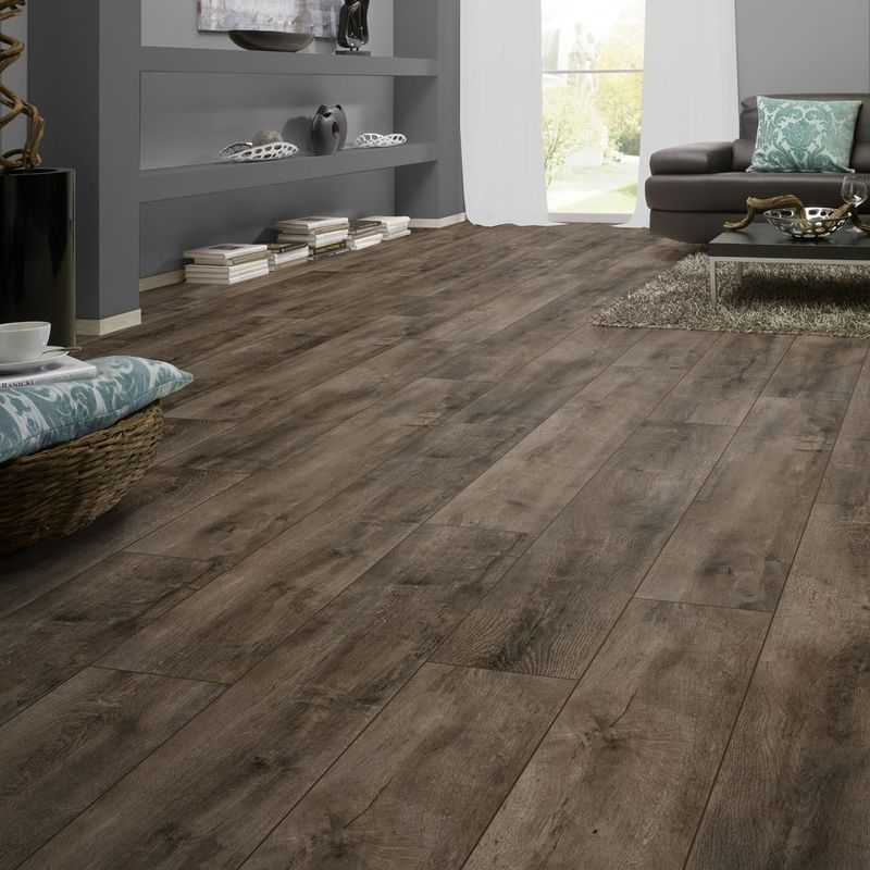 AC5 Water Resistant - Defiant Collection in Barn Oak