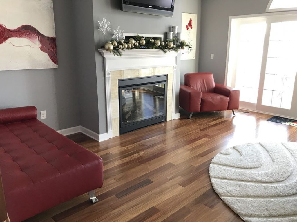 Featuring Mazama Hardwood - Smooth South American Collection