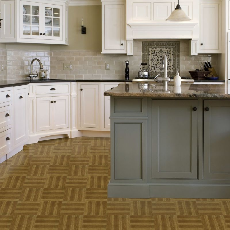 Sterling Collection in Medium Oak Plank