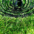 Artificial turf can be used in many places.