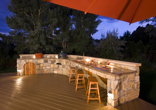 design ideas for your outdoor kitchen