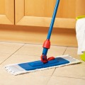 Here are a few tips to properly care for your limestone tile floor.