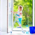Regularly clean and inspect exterior doors.