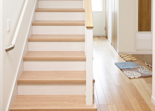 Installing Vinyl Flooring On Stairs A